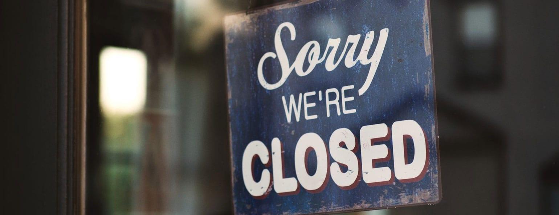 Conseils pour commerces pendant la fermeture due au COVID