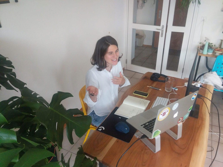 Isaline webinaire de rédaction web