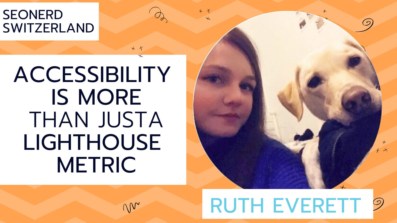 Why Accessibility is More than Just a Lighthouse Metric - Ruth Everett
