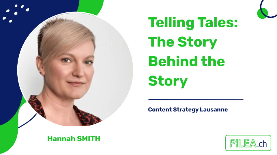 Content Strategy Lausanne welcomes Hannah Smith